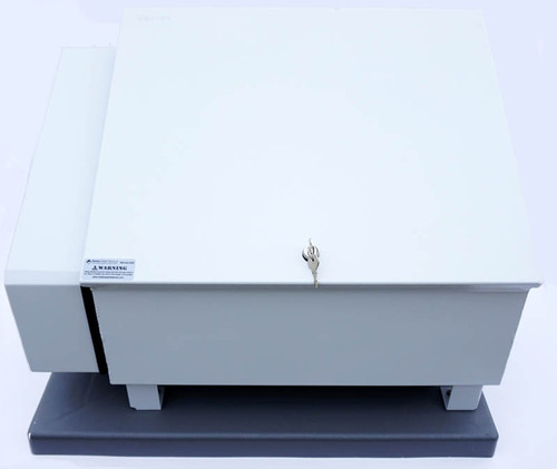 Aeration Cabinet with integrated poly base