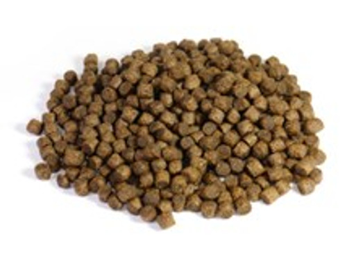 3mm floating game fish pellets