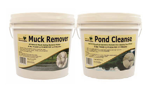 Accelerated Pond Treatment Package for Spring & Fall