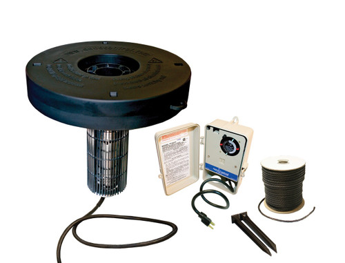 Floating Pond Fountain Kit