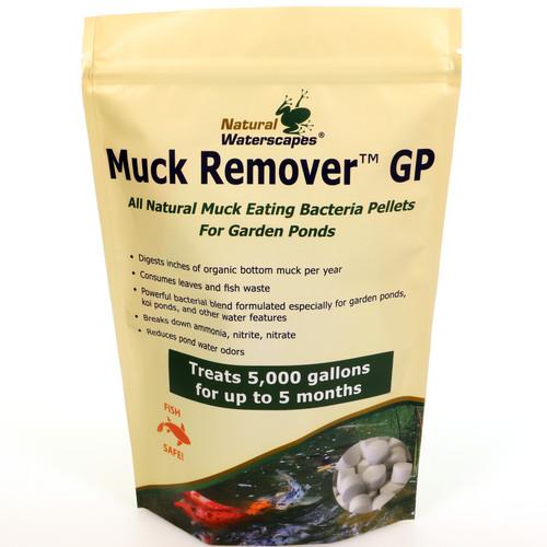 Muck Remover GP for Koi Ponds