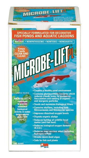ECOLOGICAL LABORATORIES Microbe Lift P/L Quart