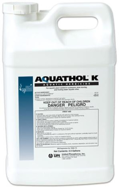 Aquathol K 1 gal Aquatic Herbicide