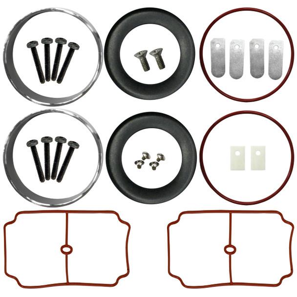 Compressor Maintenance Kit for Vertex 1/2HP Brookwood Compressor