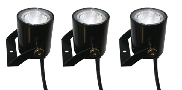 Kasco LED Light Fixtures for use with J Series and VFX Series Fountains