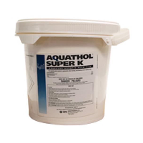 Aquathol Super K - 20 lb Aquatic Herbicide