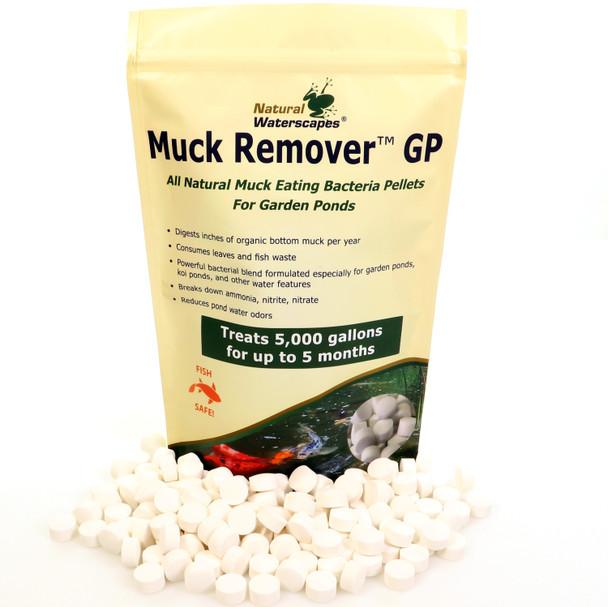 Professional Grade Koi Pond Muck Reducer