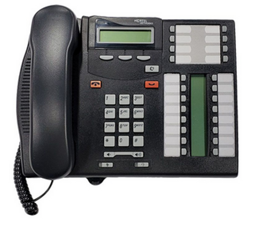 Nortel Norstar T7316 Telephone - NT8B27 (Refurbished)