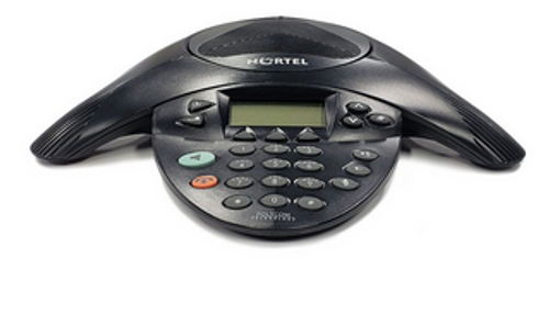 Nortel IP Audio Conf Phone 2033 w/PIM Module and Power Supply (Refurbished)