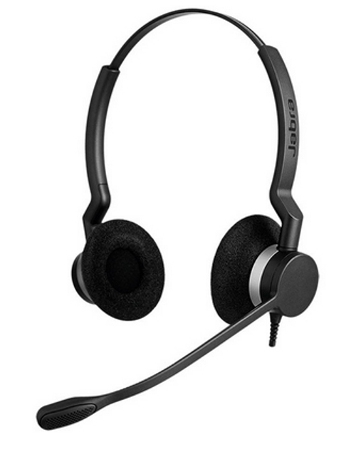 Jabra BIZ 2300 QD Duo Headset Package for Avaya Digital Phones