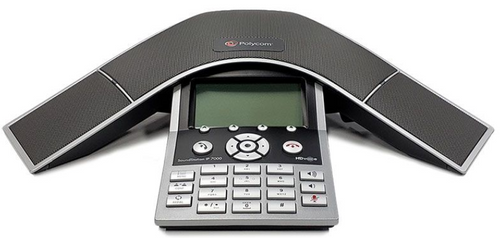 Polycom SoundStation IP 7000 w/AC Adapter