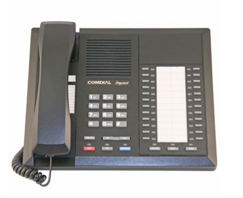 Comdial Impact 8124S Telephone with 24 Lines, Speakerphone - Refurbished