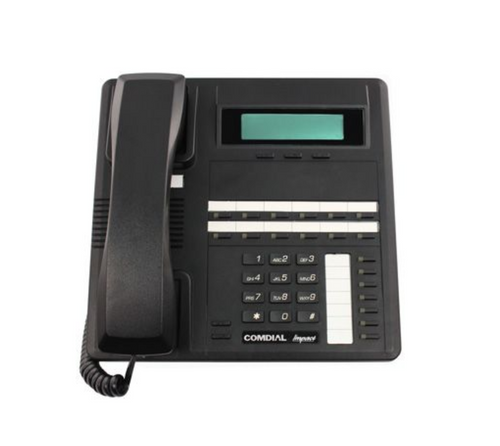 Comdial Impact SCS 8312S-FB Telephone with 12 Lines, Speakerphone & LCD - Refurbished
