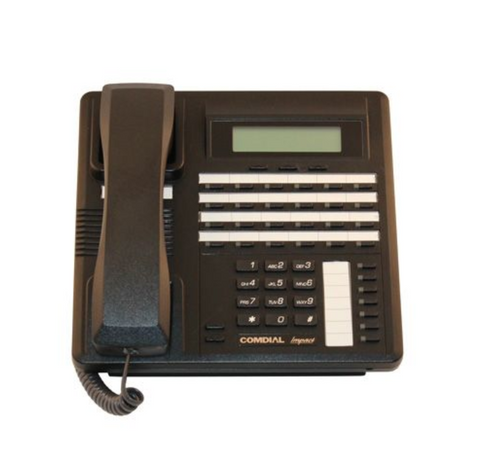 Comdial Impact SCS 8324S-FB Telephone with 24 Lines, Speakerphone & LCD - Refurbished