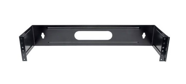 "Intellinet 19"" Hinged Wall Bracket, 2U"