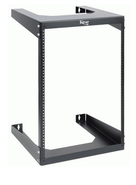 ICC Wall Mount Data and Telecom Rack (15 RMS)