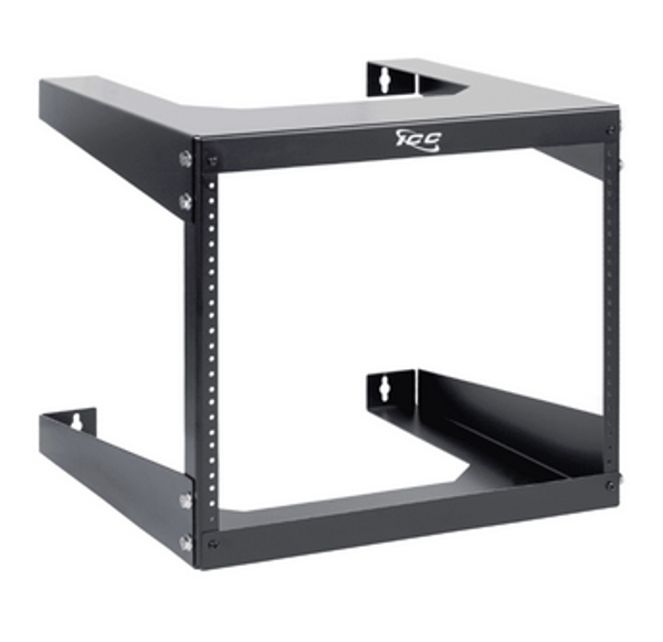 ICC Wall Mount Data and Telecom Rack (8 RMS)