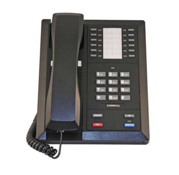 Comdial Impact 8112N-GT Telephone with 12 Lines, Monitor - Refurbished