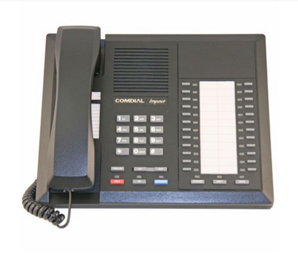 Comdial Impact SCS 8212N-FB Telephone with 12 Lines, Speakerphone - Refubished