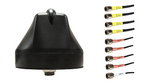 AG69 Multi Multi MIMO 4 x Cellular 4G 5G CBRS / GPS GNSS / Multi MIMO 4 x Dual Band WiFi Antenna