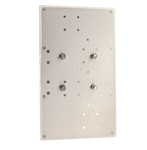 AG-DP44W 4-Lead Multi MIMO 4 x WiFi Dual-Band 2.4GHz 5GHz Directional Panel Antenna - Back