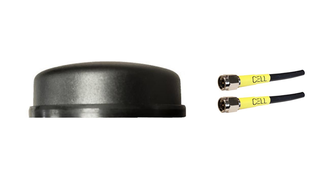 AG46 MIMO 2-Lead Adhesive Mount Antenna