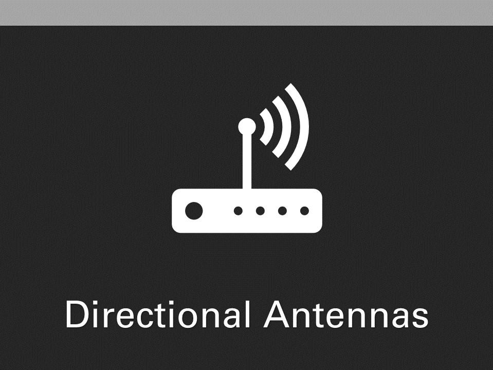 AG Directional Antennas