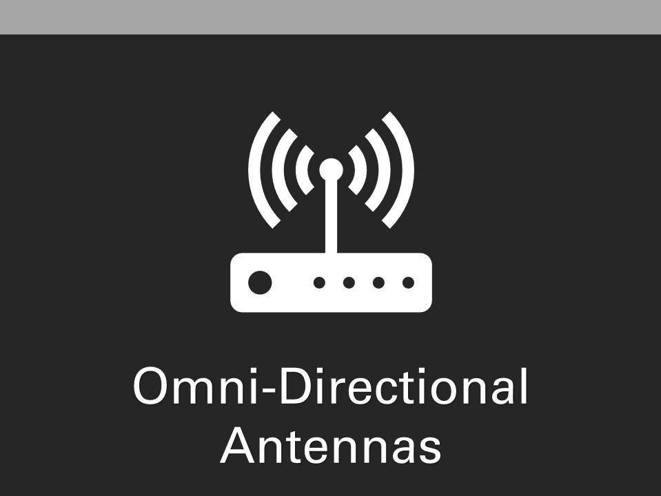 AG Omni 4G 5G LTE Antennas