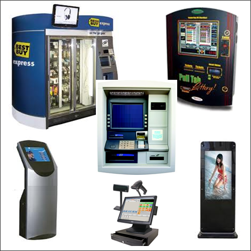 Vending ATM Signage Gaming Applications