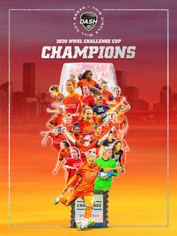 2020 Challenge Cup Champions Poster