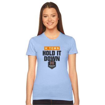 Women's HTOWN Hold It Down Tee