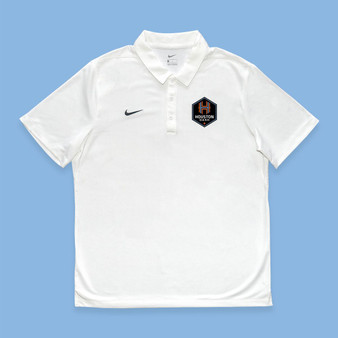 Houston Dash Performance Polo