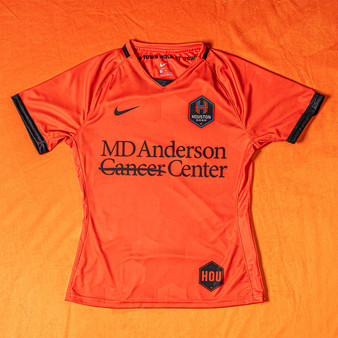 Houston Dash 2021/22 Home Jersey