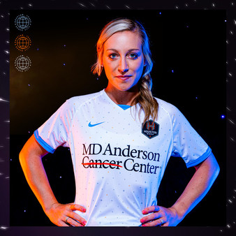 Houston Dash 2021 Away Jersey