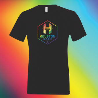 Dash Pride Logo Tee