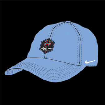 Houston Dash Nike Embroidered Cap