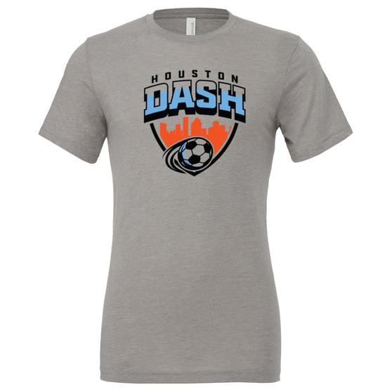 Houston Dash Men's Retro Tee