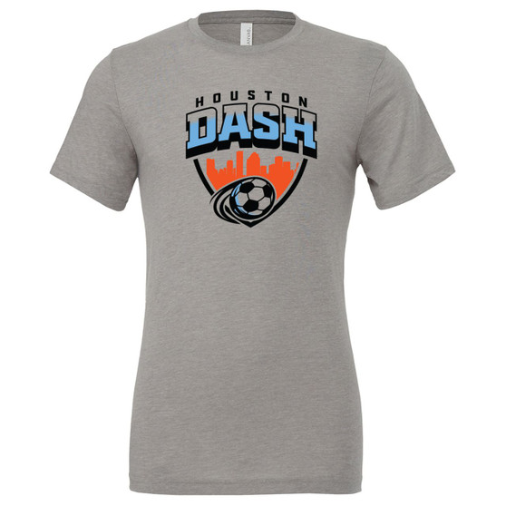 Houston Dash Men's Retro Tee