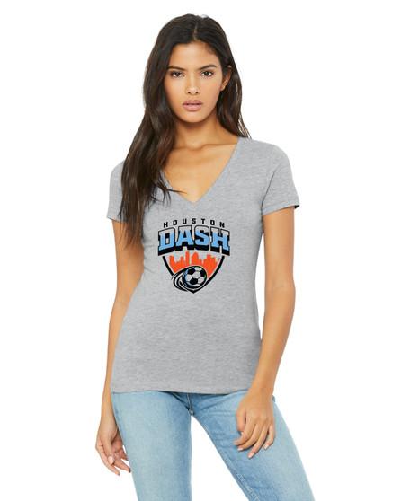 Houston Dash Women's Retro Tee