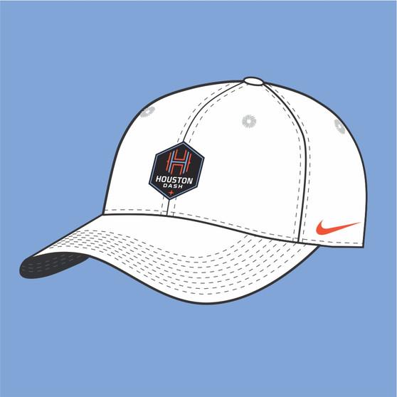 Houston Dash Nike Flex Embroidered Cap
