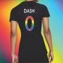 Houston Dash Pride Training Top