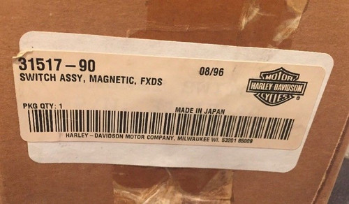 NOS Harley-Davidson FXDS Magnetic Switch Assembly FXDS Starter 31517-90