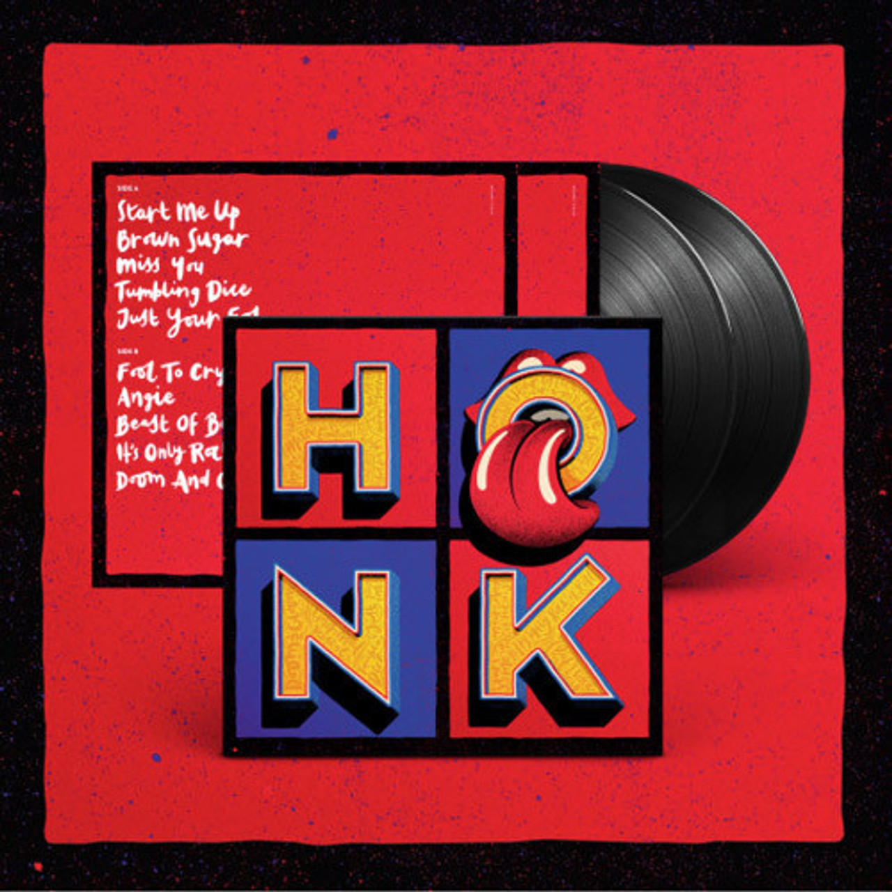 Rolling Stones Honk Lp Audiogazing