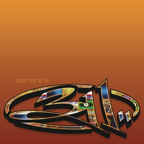311 - Greatest Hits 93-03 (150 Gram Vinyl, Gatefold LP Jacket, Download Insert, 2LP)