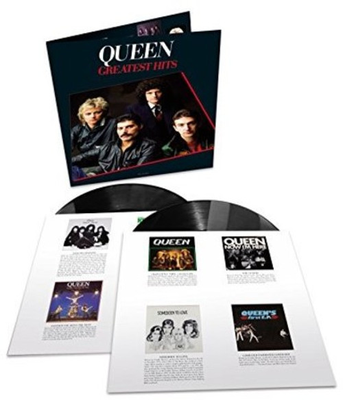QUEEN - Greatest Hits (180 gram 2LP Half-speed mastered at Abbey Road Studios)