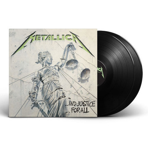 METALLICA - And Justice For All (Remastered) (2LP)