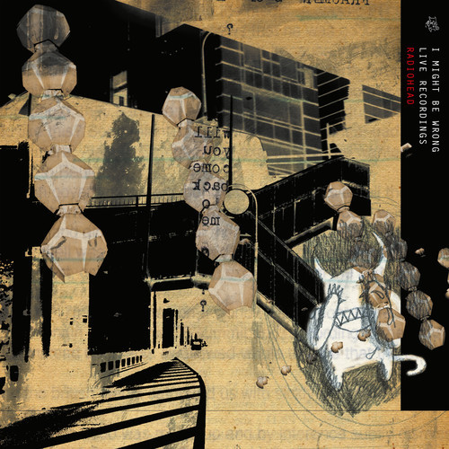 RADIOHEAD -  I Might Be Wrong (LP)
