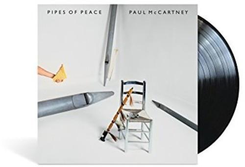 McCartney, Paul -  Pipes Of Peace (180 Gram Vinyl)