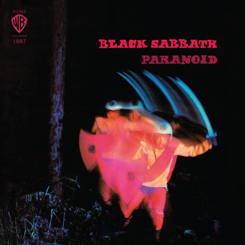 BLACK SABBATH - Paranoid (180 Gram Vinyl, Deluxe Edition, 2LP)