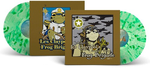 From the warped mind of Primus' frontman comes the release of Colonel Les Claypool's Fearless Flying Frog Brigade's Live at the Great American Music Hall. This two set, 12-track collection was recorded live over two nights in San Francisco. Set 1 includes five Claypool originals bookended by superb King Crimson and Pink Floyd covers, while Set 2 is comprised of an unabridged performance of Pink Floyd's legendary 1977 concept album, Animals.